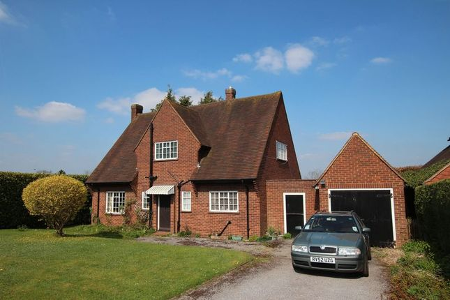 Thumbnail Detached house for sale in Pewley Hill, Guildford