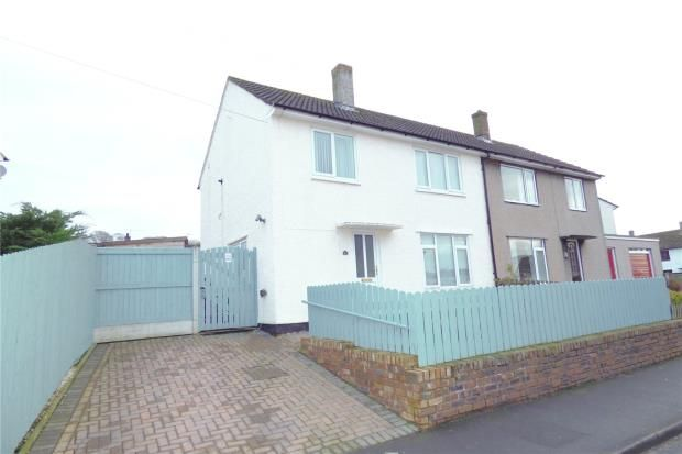 Thumbnail Semi-detached house for sale in Stanley Road, Brampton, Cumbria