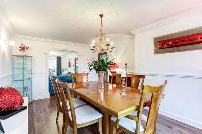 Dining Room of Paddocks Green, Mossley, Congleton CW12