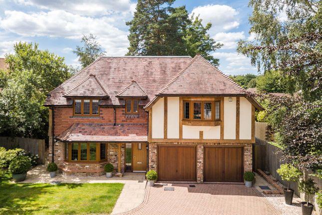 5 bed detached house for sale in Twitten Lane, Felbridge, East Grinstead RH19