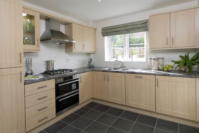 Thumbnail Semi-detached house for sale in Off Station Road, Long Buckby