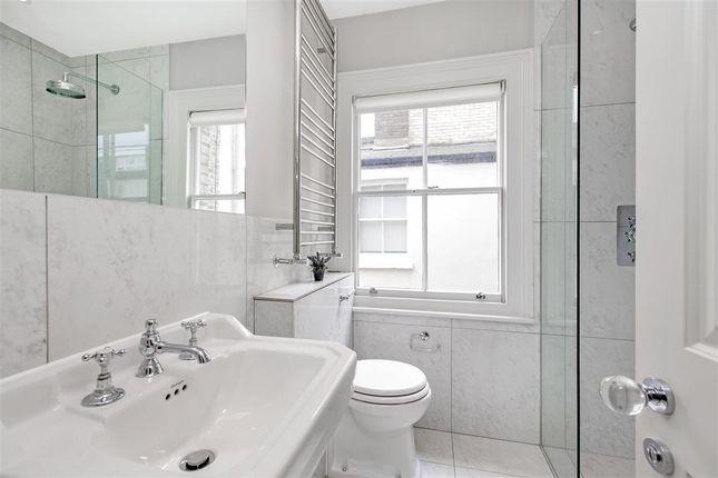 Shower Room of Candahar Road, London SW11