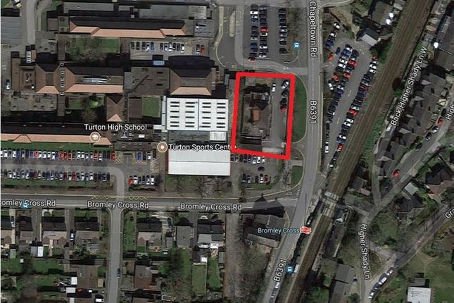Thumbnail Land for sale in Chapeltown Road, Bromley Cross, Bolton