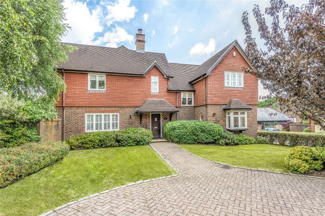 Thumbnail Detached house for sale in Carylls Meadow, West Grinstead, Horsham, West Sussex