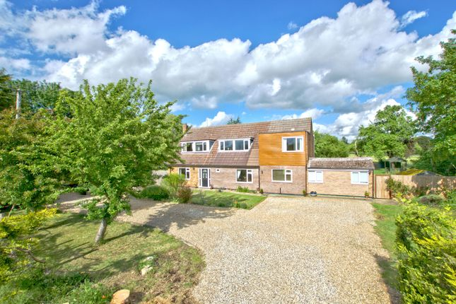 Thumbnail Detached house for sale in Royston Road, Caxton, Cambridge