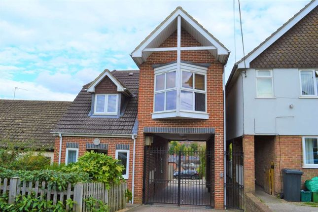 Thumbnail Maisonette to rent in Prospect Road, Hungerford