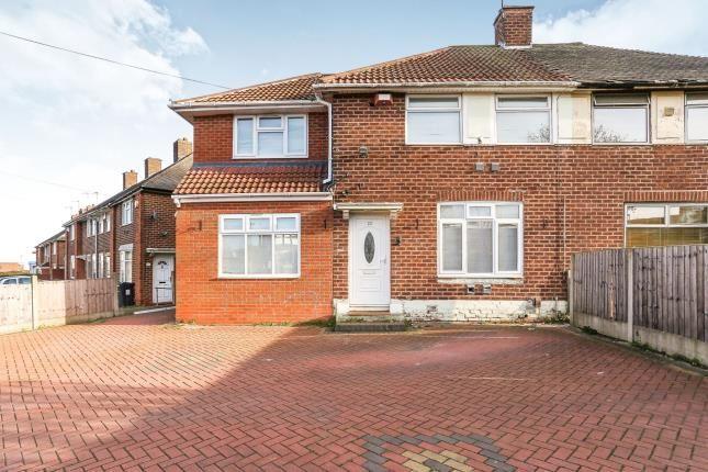 Semi-detached house in  Ridpool Road  Kitts Green  Birmingham  Birmingham