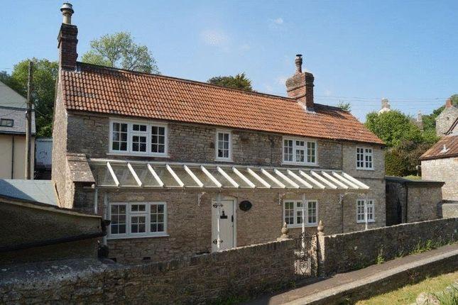 Thumbnail Cottage for sale in Church Lane, High Street, Chewton Mendip, Radstock