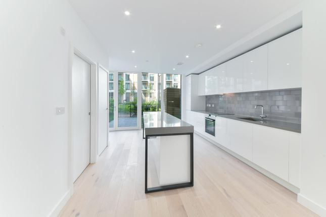 Thumbnail Town house to rent in Nautical Drive, Royal Wharf