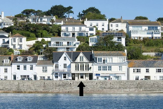 Thumbnail Terraced house for sale in Marine Parade, St. Mawes, Truro