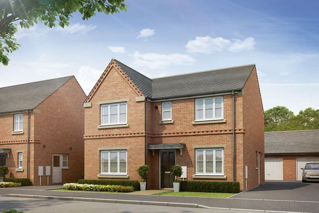 """Thumbnail Detached house for sale in """"The Allerthorpe"""" at Cobblers Lane, Pontefract"""