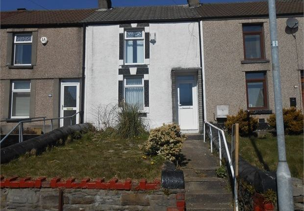 Thumbnail Terraced house to rent in Penfilia Road, Brynhyfryd, Swansea, West Glamorgan.