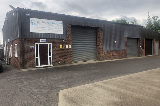 Thumbnail Commercial property for sale in Spalding, Lincolnshire