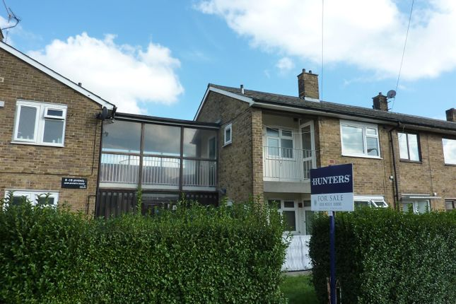 Thumbnail Flat for sale in Ampleforth Road, Abbey Wood, London