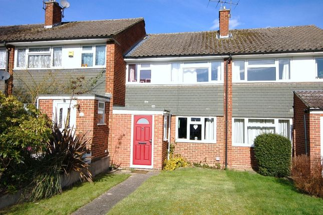 Thumbnail Terraced house for sale in Freemantle Road, Bagshot