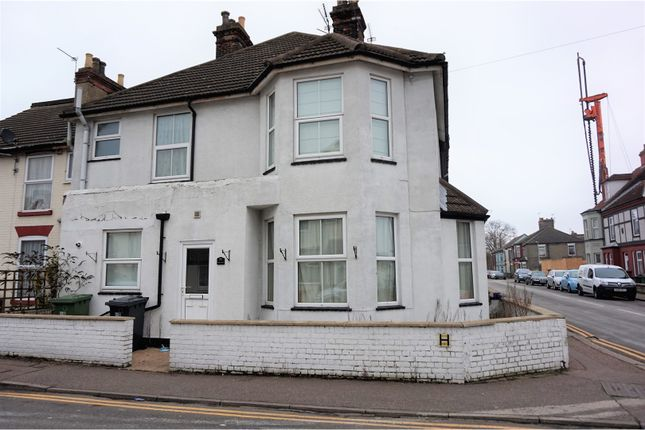 Thumbnail End terrace house to rent in Wolseley Road, Great Yarmouth