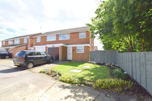 Thumbnail Semi-detached house for sale in Avon Place, Aylesbury