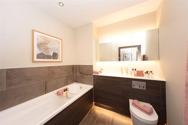 Example Bathroom of Station Road, Cambridge CB1