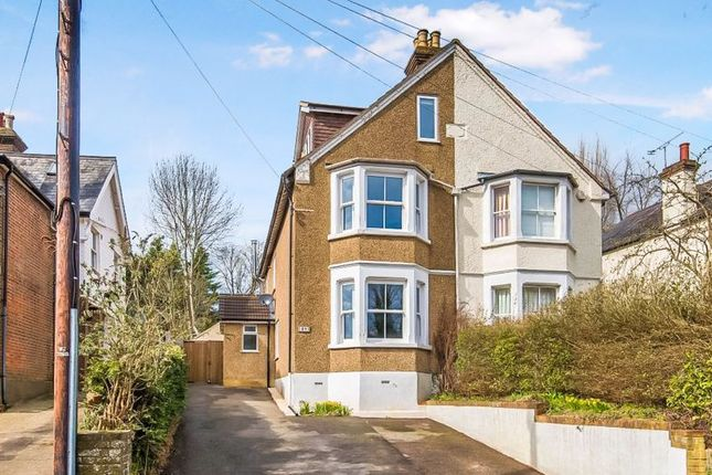Thumbnail Semi-detached house for sale in Amersham Road, High Wycombe