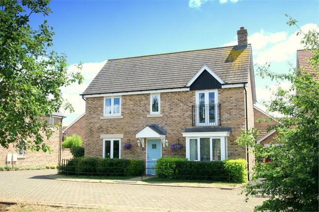 Thumbnail Detached house for sale in Top Birches, St. Neots