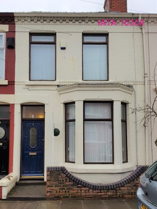 Thumbnail Terraced house to rent in Lilford Avenue, Walton, Liverpool