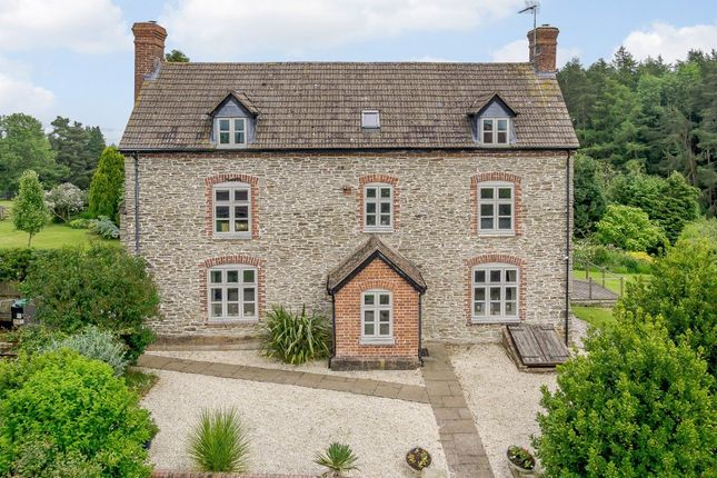 Thumbnail Detached house for sale in Wheathill, Bridgnorth, Shropshire