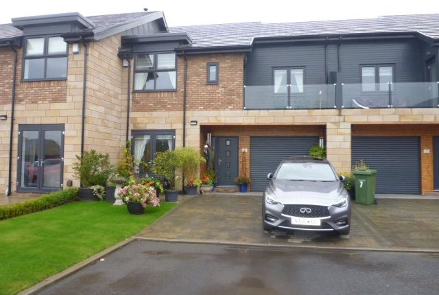 Thumbnail Terraced house for sale in Arcot Grange, Cramlington, Northumberland