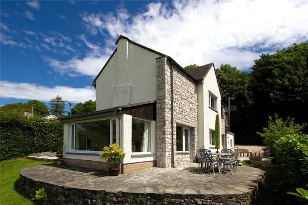 Thumbnail Detached house for sale in Green Hollow, Levens, Kendal, Cumbria