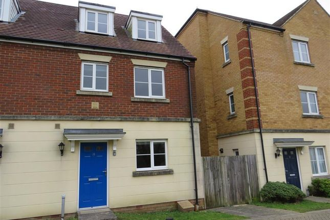 Thumbnail Property to rent in Intelligence Walk, Ashford