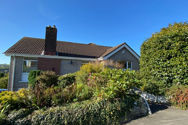 Thumbnail Detached house to rent in Grove Drive, Liskeard