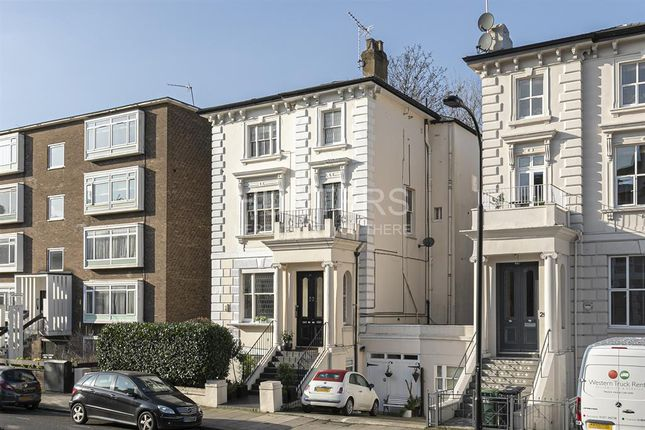 Buckland Crescent, London NW3