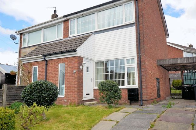 3 bed semi-detached house for sale in Birks Drive, Bury