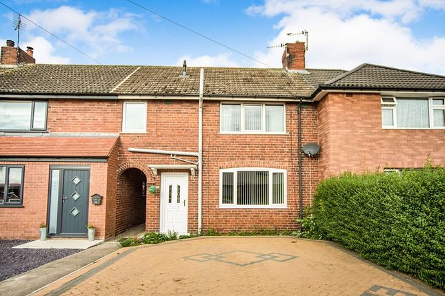 Thumbnail Terraced house to rent in Moorland Road, Goole