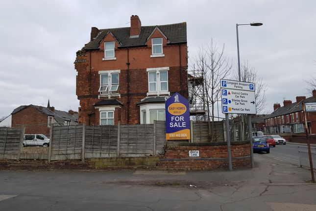 Thumbnail Block of flats for sale in 311 Dickenson Road, Manchester