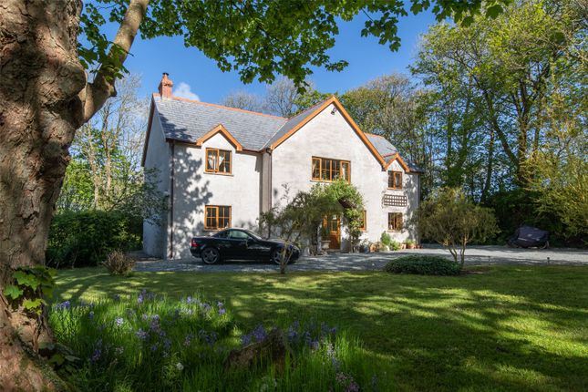 Thumbnail Detached house for sale in Gramarye, Welsh Hook, Wolfscastle, Haverfordwest