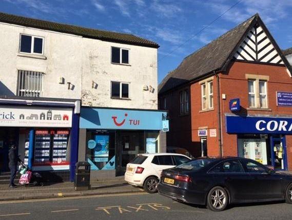 Retail premises to let in 16 Gerard Street, Wigan, Lancashire