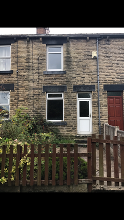 Thumbnail Terraced house to rent in Livingstone Terrace, Barnsley