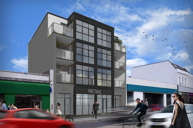Thumbnail Commercial property to let in High Road, Wembley