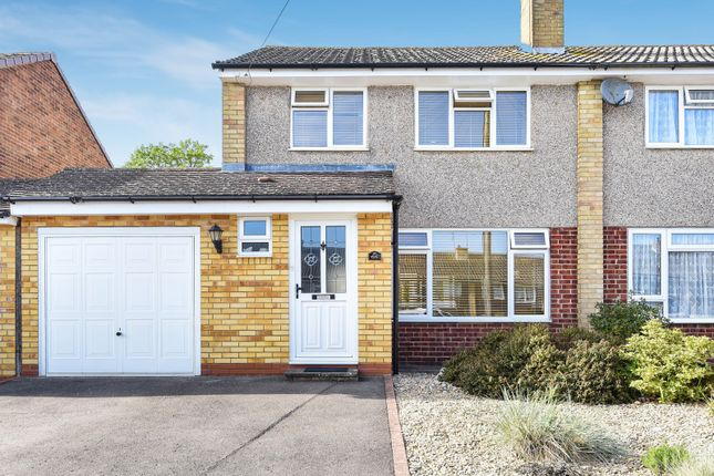 3 bed semi-detached house for sale in Tintern Crescent, Reading