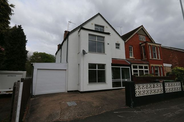 Thumbnail Semi-detached house for sale in Coalway Road, Wolverhampton, West Midlands