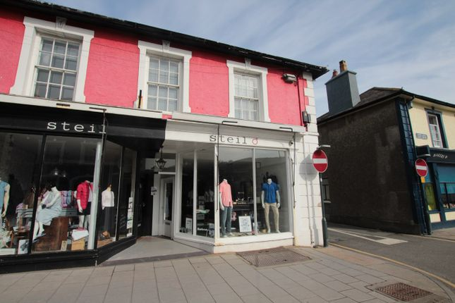 Thumbnail Retail premises for sale in 11 Bridge Street, Aberaeron
