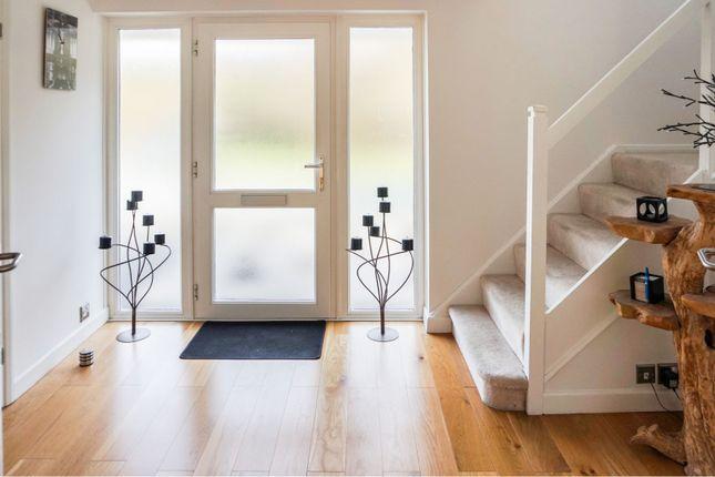 Entrance Hallway of Brookside, Burton-On-Trent DE15