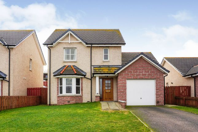Thumbnail Detached house for sale in Fife Avenue, Keith