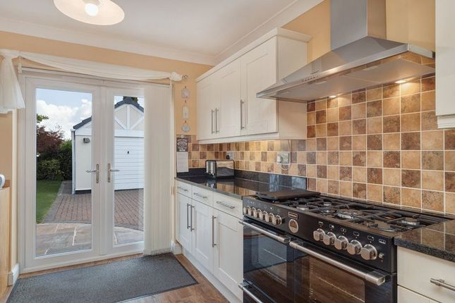 Kitchen of Long Lane, Harriseahead, Staffordshire ST7