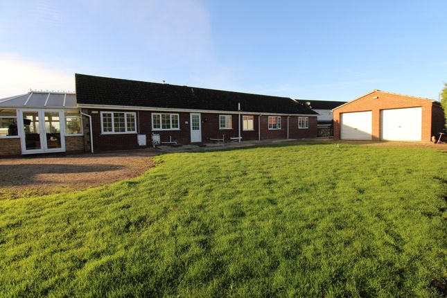 Thumbnail Detached bungalow for sale in Ramper Lane, Barnby Dun, Doncaster