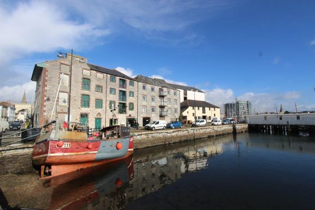Thumbnail Flat for sale in Vauxhall Quay, The Barbican, Plymouth