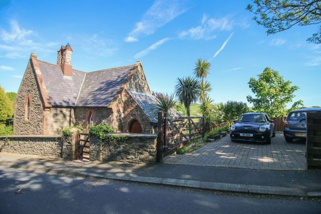 Thumbnail Detached house for sale in The Old Chapel, Old Castletown Road, Port Soderick