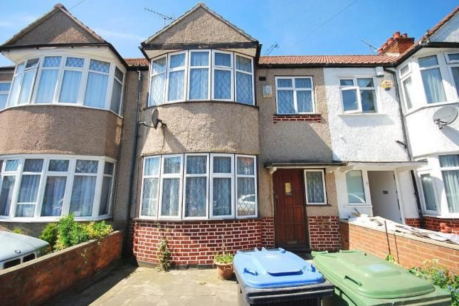 Thumbnail 3 bed terraced house for sale in Carolyn Close, Alperton