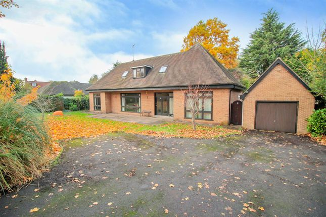Thumbnail Detached house for sale in Oundle Drive, Wollaton, Nottingham