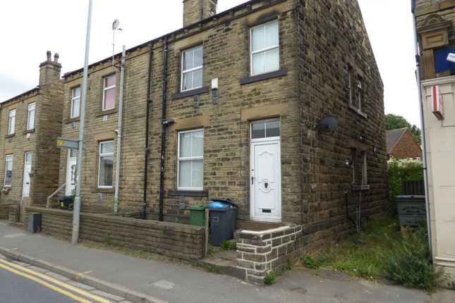Thumbnail End terrace house to rent in Leeds Road, Dewsbury